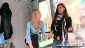 คลิปxxx Hot Julia Roco and Sicilia Play with a Realistic Dildo in Public ร้อน