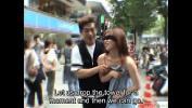 คริปโป๊ Subtitled extreme Japanese public exposure blindfold prank